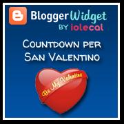 Countdown per San Valentino