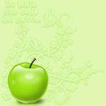 sfondo mela