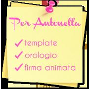 Per Antonella