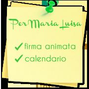Per Maria Luisa