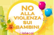 no violenza sui bambini