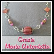 Grazie Maria Antonietta