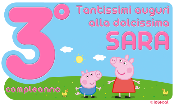 Eccezionale Iole: Per Gianna: palloncini, bandierine e biglietto d'auguri per  CM57