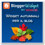 widget autunno