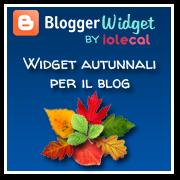 widget autunno