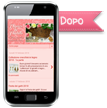 nuovo template mobile