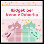 per Irene e Roberta