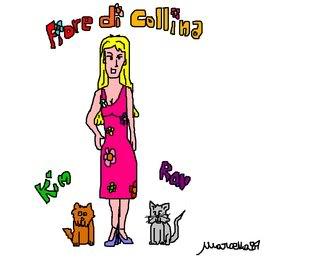 Fioredicollina caricatura