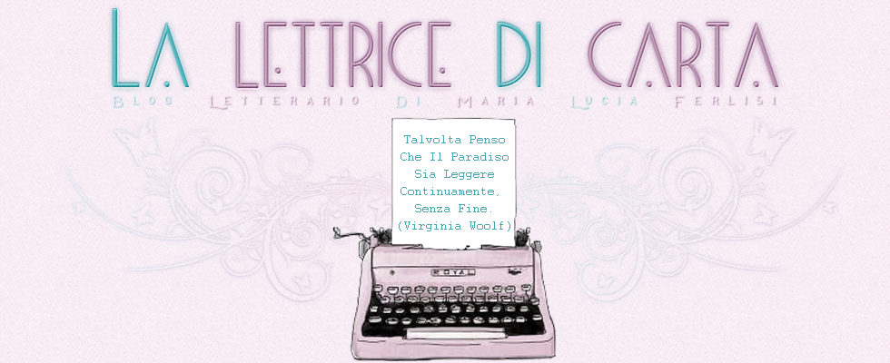 La  lettrice  di  carta